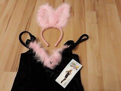 Sexy Stretch Bunnykostüm Kostüm Gr.34 Hasenkostüm Häschen Hasen - Bunny Kostüme Kleid
