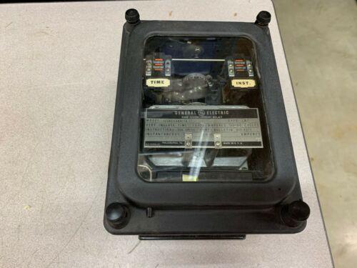 NEW NO BOX GENERAL ELECTRIC TYPE IAC TIME OVERCURRENT RELAY 12IAC53B811A