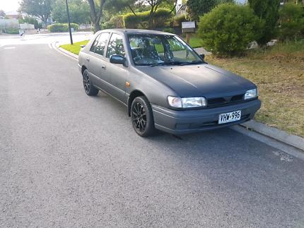 Nissan n14 pulsar.