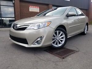 2014 Toyota Camry XLE NAVIGATION B/UP CAMERA LEATHER 82K ONLY!!!