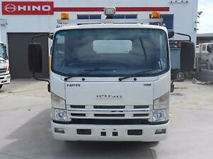 2009 Isuzu NPR300 Service Truck with Crane Old Guildford Fairfield Area Preview