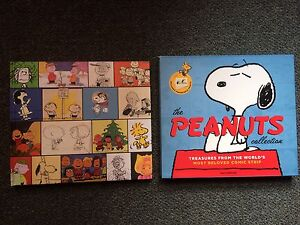 The Peanuts Collection Book