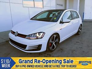 2015 Volkswagen Golf GTI 5-Door Performance $10K Audio Equipm...