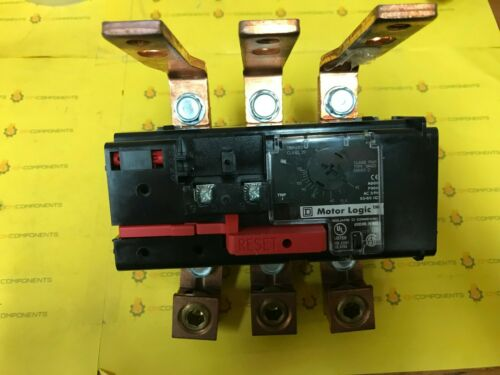 SQAURE D 9065SR420 MOTORLOGIC SOLID STATE OVERLOAD RELAY