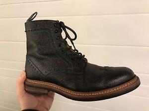 John Fluevog Newell Boots 10.5