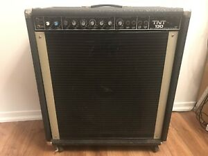 Peavey TNT 130 Bass/Guitar amp. - Reduced!