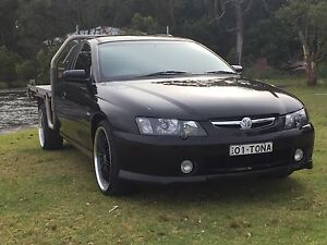 VY ONE TONNER UTE V6 5 SPEED MANUAL LOTS OF EXTRAS AND MODS MAY SWAP Morisset Lake Macquarie Area Preview