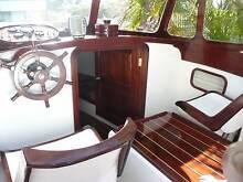 Timber Boat Half Cabin Gladstone Gladstone City Preview