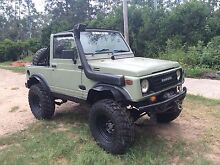 Suzuki Sierra 4x4 1.3L $2850 Negotiable Browns Plains Logan Area Preview