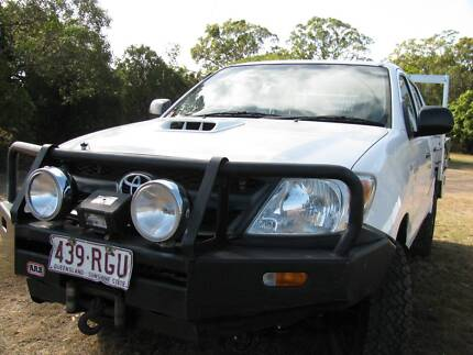 Immaculate 2006 Toyota Hilux Ute Turbo Diesel 4X4 Twincab .. Kensington Bundaberg Surrounds Preview