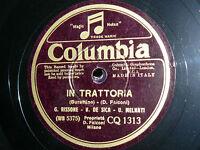 78 Giri De Sica Rissone Melnati - In Trattoria - Festa Da Ballo ( Falconi ) 1934 -  - ebay.it