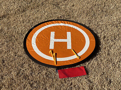 """Omnipresent Drone Landing Pad 75cm (30"""") Works All"""