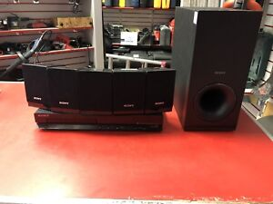 Sony DVD Home Theatre System DAV-TZ140