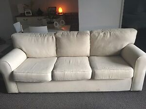 Couch Warriewood Pittwater Area Preview
