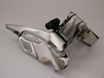 13b1b7afb18 Front Derailleur Shimano Deore XT FD-M761 road bike triple clamp on 34,9mm