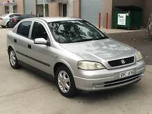 2001 Holden Astra CD South Morang Whittlesea Area Preview