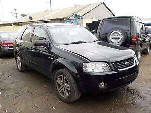 WRECKING / DISMANTLING 2006 FORD TERRITORY  AWD 7 SEATER North St Marys Penrith Area Preview
