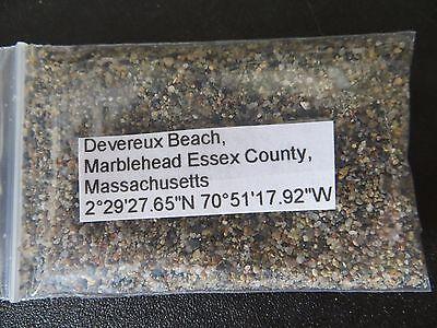 Massachusetts Devereux Beach,Sand Sample