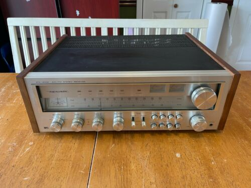 Vintage Realistic Stereo Receiver Sta-2000 Dolby Am/fm Tuner 75w per Channel