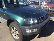 1998 Toyota RAV4 Wagon Rocklea Brisbane South West Preview