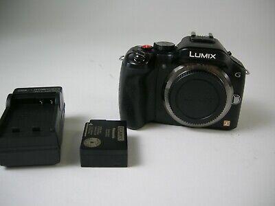 Panasonic DMC-G5 Lumix Digital SLR camera Body only Slr Panasonic Lumix