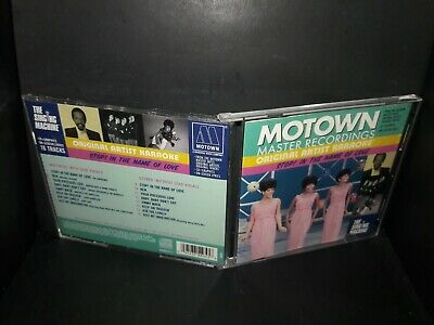 Original Artist Karaoke: Motown Classics - Stop! In the Name of Love CD - A201 - Original Artist Karaoke