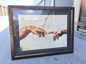 Hand of God Painting and others