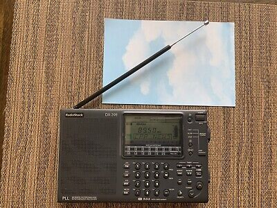 Radio Shack DX-398 All-Band Shortwave Receiver with Radio Data System (RDS)