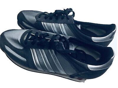Adidas Originals La Trainer Sneakers  11 Silver Grey Shoes