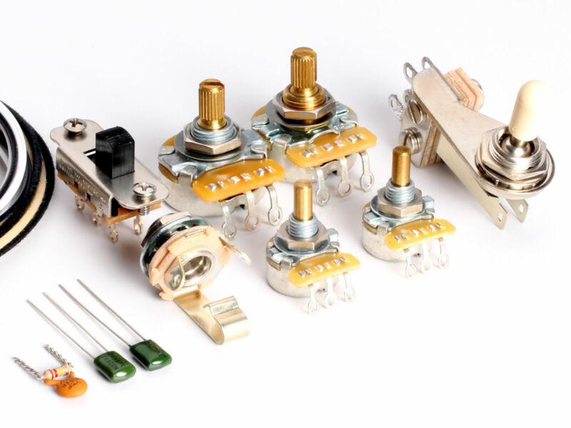 ToneShaper Wiring Kit, Jazzmaster