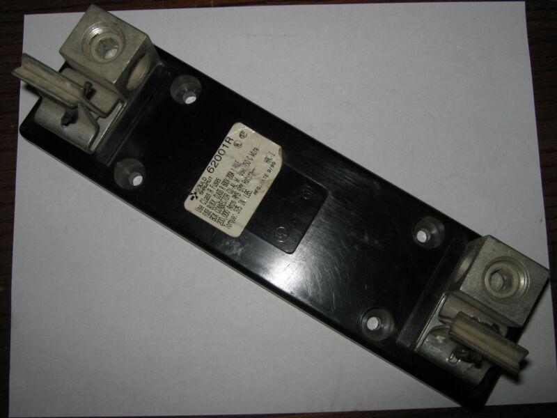 Gould Shawmut Fuse Block,62001R , 200A, 600V, New