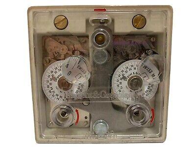 Stanley Sargent Greenleaf 6200 Series Delayed Action Time Lock Security Safe