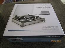 Audio - technica belt-drive, stereo turn table (USB & Analog) New Farm Brisbane North East Preview