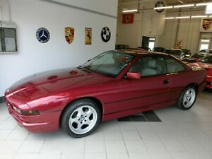 "BMW 840 Ci BRD-FZG 2.Hd 1.KFZ-Brief 1.Lack ""68800KM"""