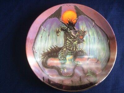 "Danbury Mint The Dragons Of Enchantica ""The Marsh Dragon "" (some scratches)"