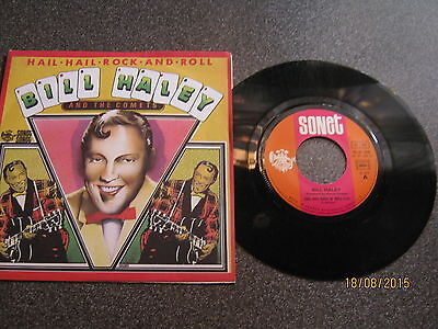 Bill Haley and his Comets-Hail Hail Rock n Roll1979France1220fast MINT-Megarare