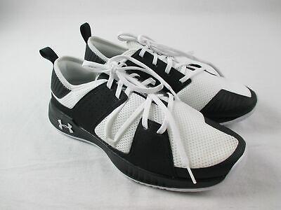 Under Armour Showstopper 2.0 Running, Cross Training Men's Black/White New 12.5