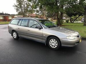 1999 Holden Commodore VT Wagon Auto 5months rego Liverpool Liverpool Area Preview