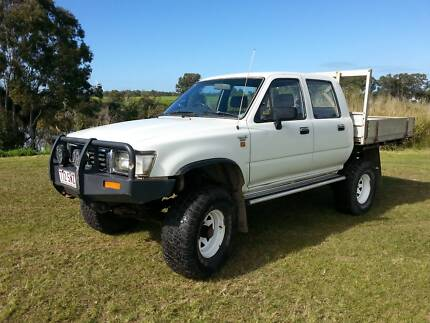 Toyota Hilux Maryborough Fraser Coast Preview