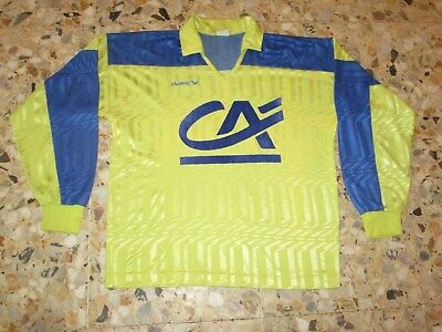 MAILLOT SHIRT JERSEY ANCIEN PORTE SC TOULON 1990-1993 COUPE GAMBARDELLA ?  image