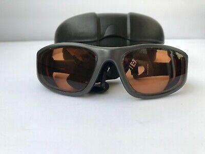 Liberty Sport Sunglasses PRESCRIPTION Trail Blazer # 350 Black 59-19 (Liberty Prescription Sunglasses)