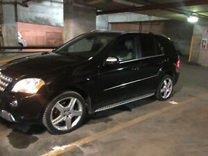 2010 Mercedes ml550 AMG package