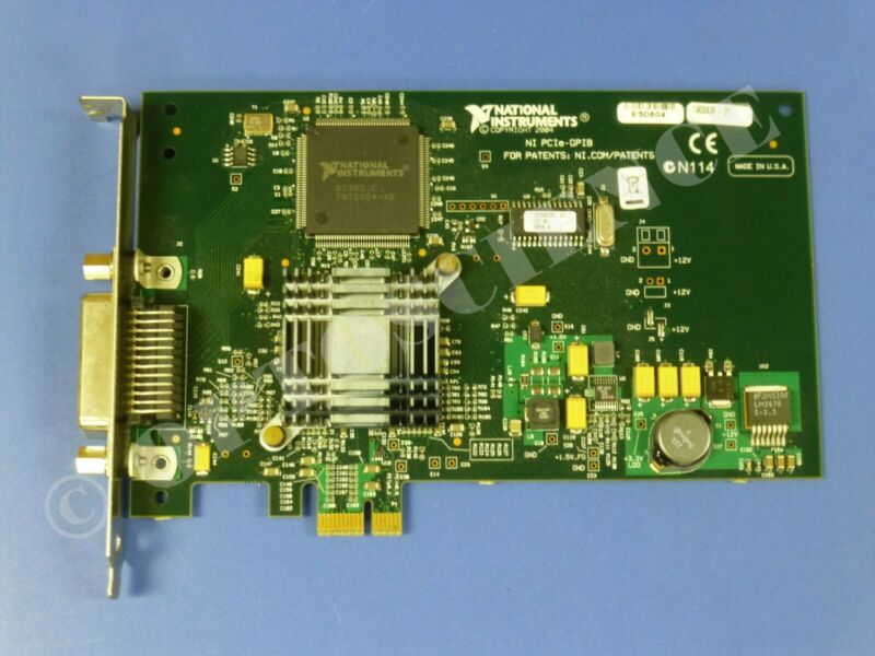 National Instruments NI PCIe-GPIB Interface Adapter Card 190243F-01