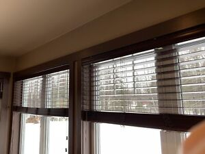 Wooden Blinds - miscellaneous sizes