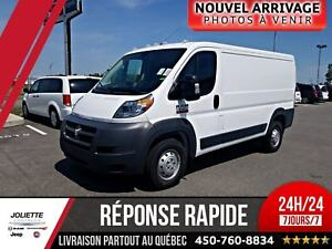 2017 Ram ProMaster 1500 Low Roof, 3 PASSAGER, BLUETOOTH