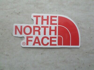 QUALITY THE NORTH FACE STICKER 8cm BANKSY SUPREME SKATEBOARD CARHARTT OBEY VANS