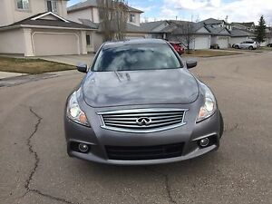 2010 Infiniti G37XS LOW KMS MINT!!!