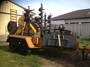 HIRE A DINGO with all attachments Belmont Belmont Area Preview