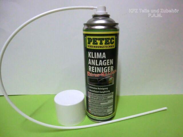 1 Stück Klimaanlagereiniger  Desinfektion  PETEC 500ml   100ml 1,80€