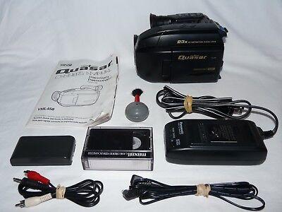 Видеокамеры QUASAR VML458 VHS VHSC VHS-C